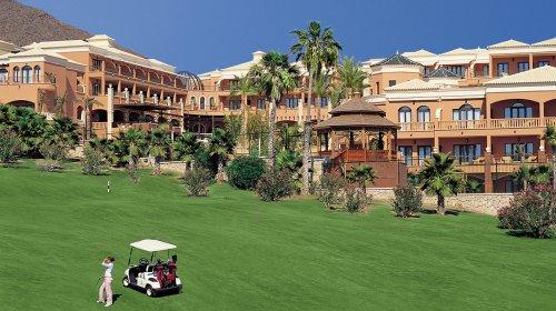 Golfwoche auf Teneriffa im Hotel Las Madrigueras
