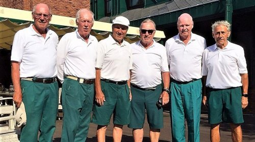 18th ESGA Masters Team Championship & Cup in Tschechien