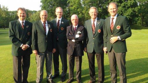 50 Jahre Quadrangulaire – Vierländerspiel in Belgien