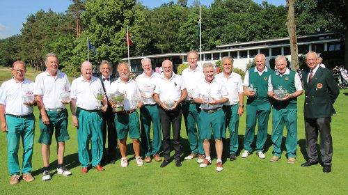 GSG-Meisterschaften Senioren und Masters im Hamburger Golf-Club