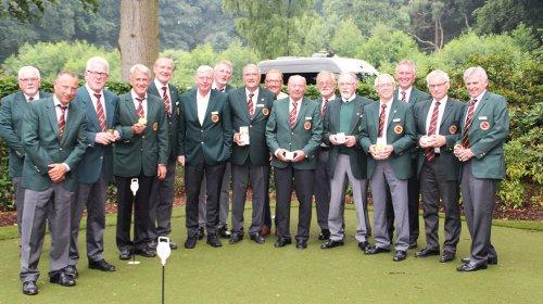 Ideale Bedingungen und gute Stimmung im Golfclub Vechta-Welpe
