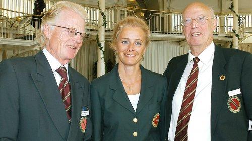 Wir gratulieren Ehrenmitglied Peter Städler zum 100. Geburtstag!