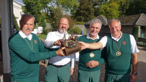 Nordrhein gewinnt Regionen-Trophy