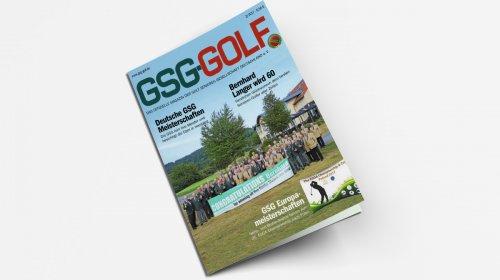 GSG Golf - Das Magazin 02.2017
