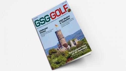 GSG Golf - Das Magazin 03.2017