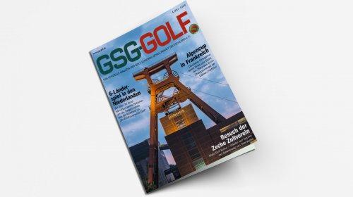 GSG Golf - Das Magazin 04.2017