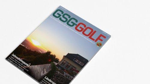 GSG Golf - Das Magazin 03.2018