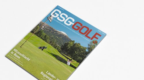 GSG Golf - Das Magazin 03.2019