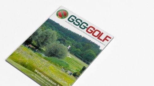 GSG Golf - Das Magazin 01.2020