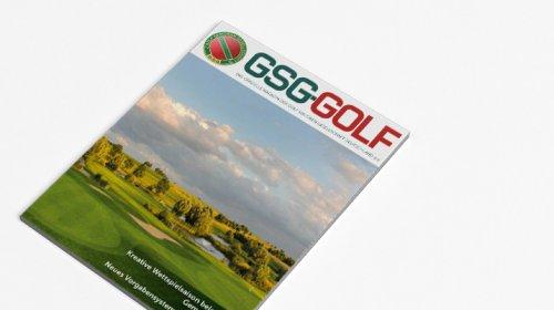 GSG Golf - Das Magazin 02.2020