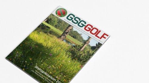 GSG Golf - Das Magazin 01.2021